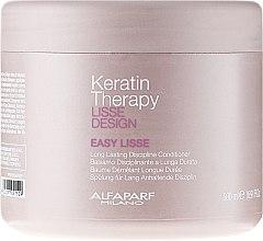 Profumi e cosmetici Balsamo per capelli - Alfaparf Lisse Design Keratin Therapy Easy Lisse