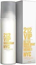 Profumi e cosmetici Deodorante - Carolina Herrera 212 VIP