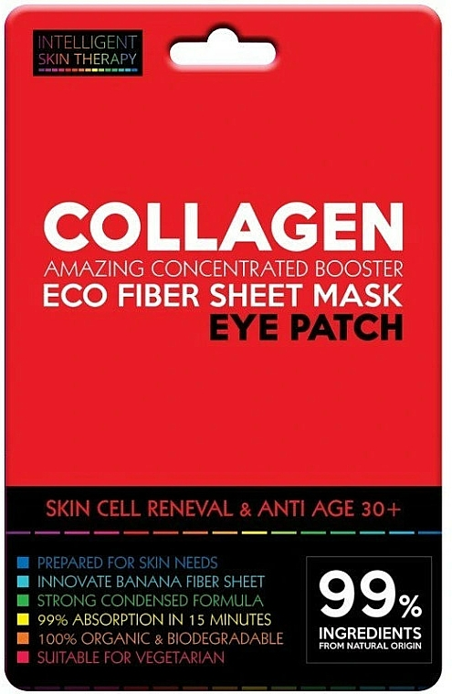 Patch occhi - Beauty Face IST Cell Rebuilding Eye Patch Marine Collagen
