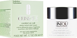 Crema nutriente - Clinique Comfort On Call Allergy Tested Relief Cream — foto N1