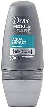 Profumi e cosmetici Antitraspirante roll-on, per uomo - Dove Aqua Impact 48h Deo Roll-On