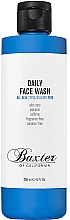 Profumi e cosmetici Detergente viso - Baxter of California Daily Face Wash