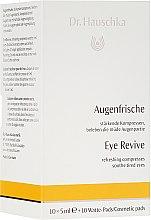 Profumi e cosmetici Siero lenitivo contorno occhi - Dr. Hauschka Augenfrische Augenserum