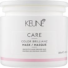 Profumi e cosmetici Maschera protettiva per capelli colorati - Keune Care Color Brillianz Mask