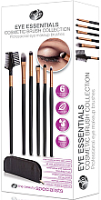 Profumi e cosmetici Set pennelli - Rio Eye Essentials Cosmetic Brush Collection