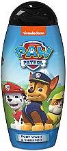 "Profumi e cosmetici Shampoo-gel doccia 2in1 ""Paw Patrol"" - Uroda For Kids Shampoo & Shower Gel"
