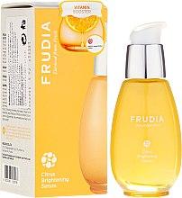 Profumi e cosmetici Siero viso illuminante all'estratto di agrumi - Frudia Brightening Citrus Serum