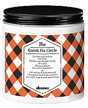 Profumi e cosmetici Maschera per capelli idratante e levigante - Davines Quick Fix Circle Hair Mask