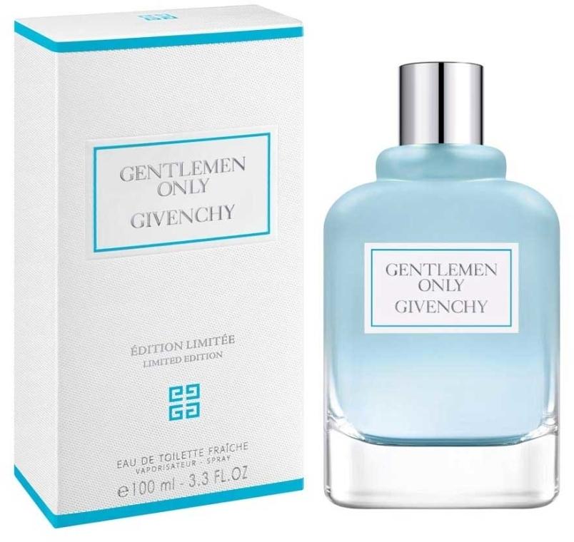 Givenchy Gentlemen Only Fraiche- Eau de toilette  — foto N2