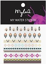 """Profumi e cosmetici Adesivi per unghie """"Aztec"""" - MylaQ My Aztek Sticker"""