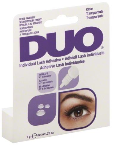 Colla per ciglia finte - Duo Individual Lash Adhesive