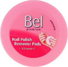 Profumi e cosmetici Dischetti per la rimozione dello smalto - Bel Premium Wet Nail Polish Remover Pads
