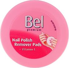Profumi e cosmetici Nail remover - Bel Premium Wet Nail Polish Remover Pads