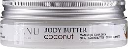 """Profumi e cosmetici Burro corpo """"Cocco"""" - Kanu Nature Coconut Body Butter"""