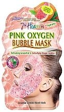 "Profumi e cosmetici Maschera viso a bolle ""Rosa"" - 7th Heaven Pink Oxygen Bubble Mask"