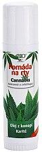 Profumi e cosmetici Balsamo labbra - Bione Cosmetics Cannabis Lip Balm with Shea Butter