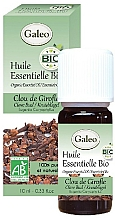 Profumi e cosmetici Olio essenziale di chiodi di garofano - Galeo Organic Essential Oil Clove