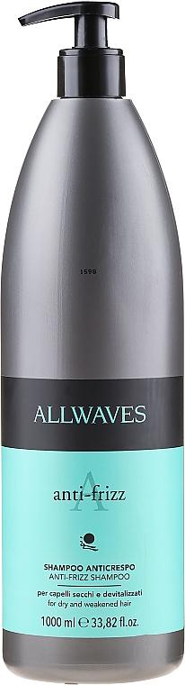 Shampoo per capelli ricci e crespi - Allwaves Anti-Frizz Shampoo — foto N1