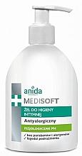 Profumi e cosmetici Gel per l'igiene intima - Anida Medisoft