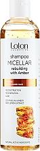 Profumi e cosmetici Shampoo micellare all'ambra - Loton