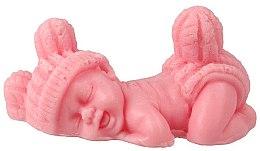 """Profumi e cosmetici Sapone naturale fatto a mano """"Baby"""" con aroma di ciliegia - LaQ Happy Soaps"""