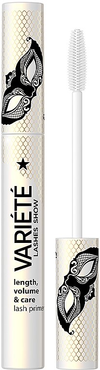 Primer per mascara - Eveline Cosmetics Variete Lashes Show Length Volume&Care Lash Primer