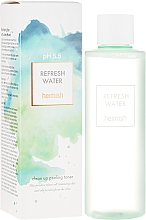 Profumi e cosmetici Tonico idratante senza alcool - Heimish Refresh Water Clean Up Peeling Water