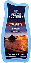 Profumi e cosmetici Gel assorbiodori - Felce Azzurra Gel Air Freshener Notte d'estate