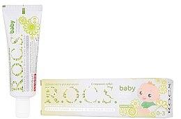 Profumi e cosmetici Dětská zubní pasta s heřmánkem - R.O.C.S. Baby