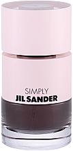 Profumi e cosmetici Jil Sander Simply Poudree Intense - Eau de parfum