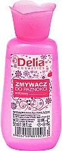 Profumi e cosmetici Solvente per unghie - Delia No1 Nail Polish Remover