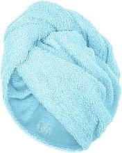 Profumi e cosmetici Asciugamano turbante, menta - MakeUp