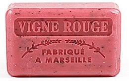 """Profumi e cosmetici Sapone di Marsiglia """"Vite d'uva"""" - Foufour Savonnette Marseillaise Vigne Rouge"""