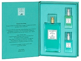 Profumi e cosmetici Acqua Dell Elba Acqua - Set (edp/100ml+edp/mini/15ml+edp/mini/15ml)