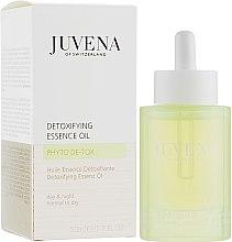 Profumi e cosmetici Olio nutriente - Juvena Phyto De-Tox Detoxifying Essence Oil