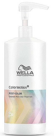 Trattamento post colorazione per capelli - Wella Professionals Color Motion+ Post-Color Treatment