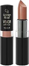 Profumi e cosmetici Rossetto - Golden Rose Vision Lipstick