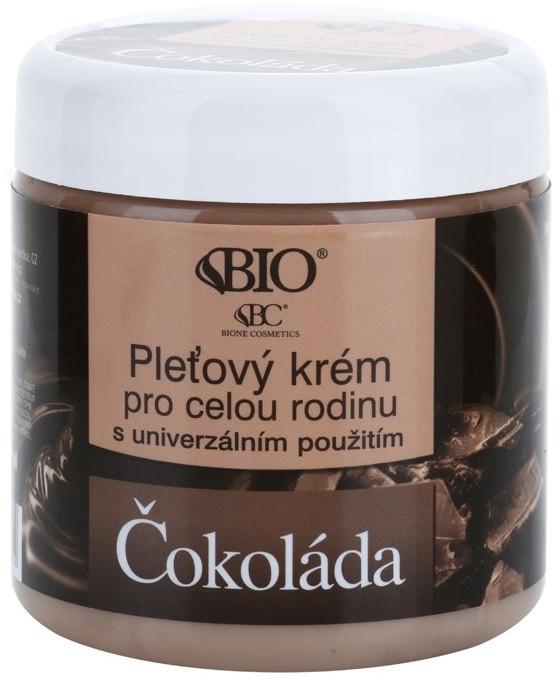 """Crema universale """"Cioccolato"""" - Bione Cosmetics Chocolate Skin Cream"""