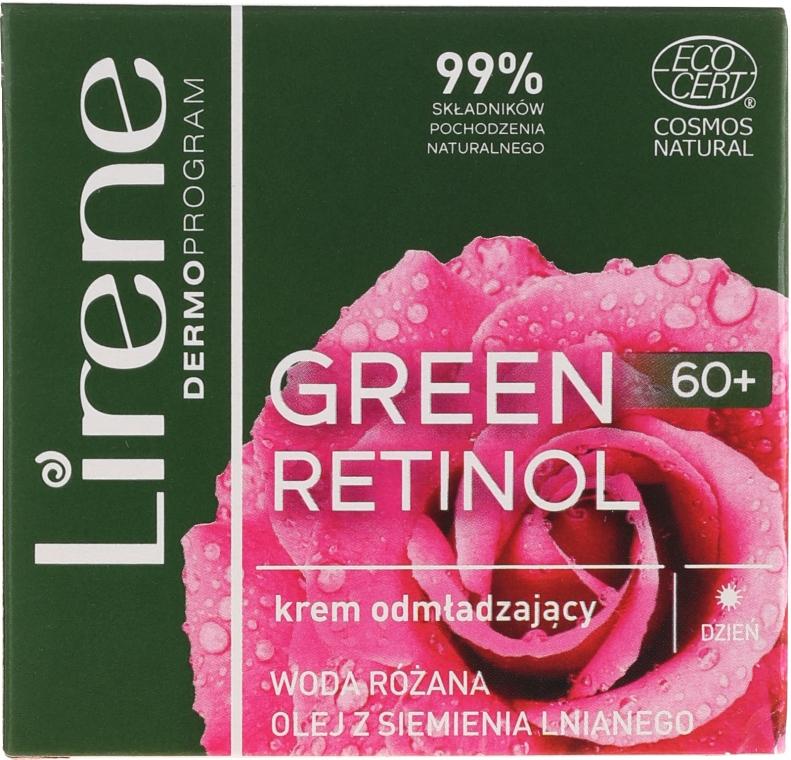 Crema viso, da giorno - Lirene Green Retinol Day Cream