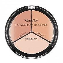 Profumi e cosmetici Palette contouring - Pierre Rene Powder Contouring (6 g)