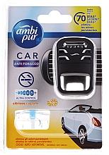 Profumi e cosmetici Set per diffusore aromatico - Ambi Pur (freshener/1szt+refill/7ml)
