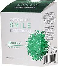 Profumi e cosmetici Polvere per lo sbiancamento dei denti - VitalCare White Pearl Smile Tooth Whitening Powder Menthol+