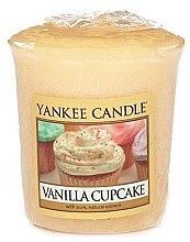 "Profumi e cosmetici Candela profumata ""Torta alla vaniglia"" - Yankee Candle Vanilla Cupcake"