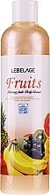 Profumi e cosmetici Gel doccia - Lebelage Relaxing Fruits Body Cleanser