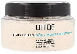 Profumi e cosmetici Sale Carnallite del Mar Morto, a grana fine - Silcare Quin Dead Sea Salt