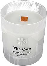 Profumi e cosmetici Candela decorativa, 8x9,5 cm - Artman Organic Winter The One