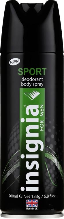 Deodorante - Insignia Body Deodorant Sport
