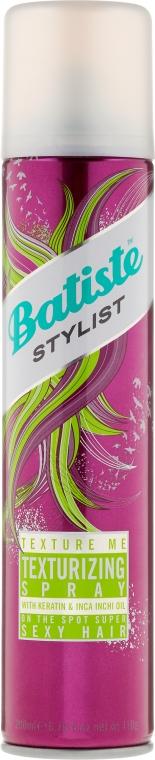 Spray per capelli - Batiste Stylist Texture Me Texturizing Spray