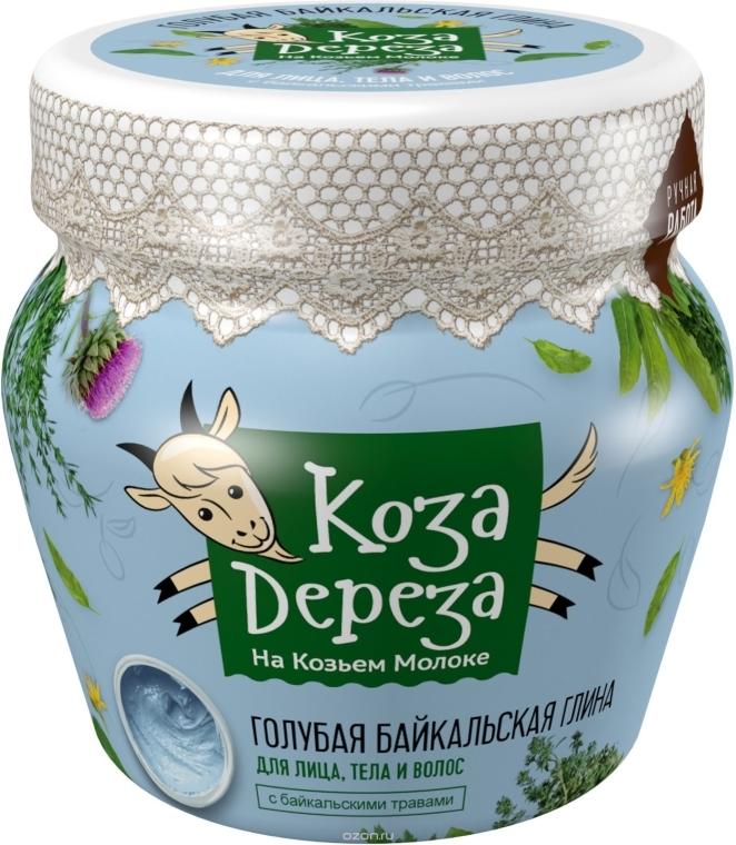 "Argilla viso e corpo ""Blue Baikal"" - Fito Cosmetics Goat Dereza"