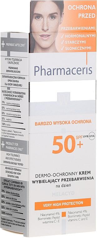 Crema viso - Pharmaceris W Whitening Dermo-Protective Day Cream